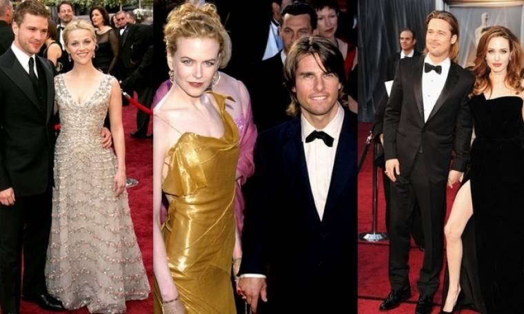 Όσκαρ: Ήταν ερωτευμένοι όταν περπάτησαν μαζί στο κόκκινο χαλί αλλά δεν είναι πια μαζί!