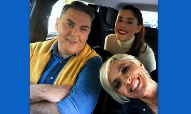 Eurovision: Backstage από τα γυρίσματα του τρέιλερ του ελληνικού τελικού