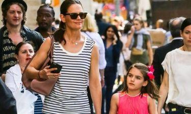 Οι φόβοι της Katie Holmes για την κηδεμονία της Suri Cruise