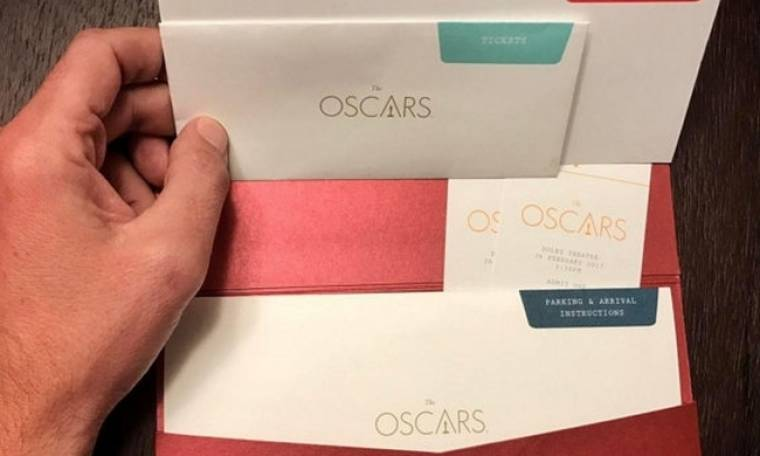 To όνειρο έγινε πραγματικότητα για Έλληνα παρουσιαστή: Έχει στα χέρια του πρόσκληση για τα Oscar!