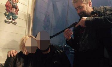 Ποιο γνωστό ζευγάρι σημαδεύει με «όπλο» ο πρώην της Ηλιάκη;