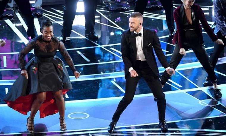 Όσκαρ 2017: Η ξεσηκωτική έναρξη με τον Justin Timberlake
