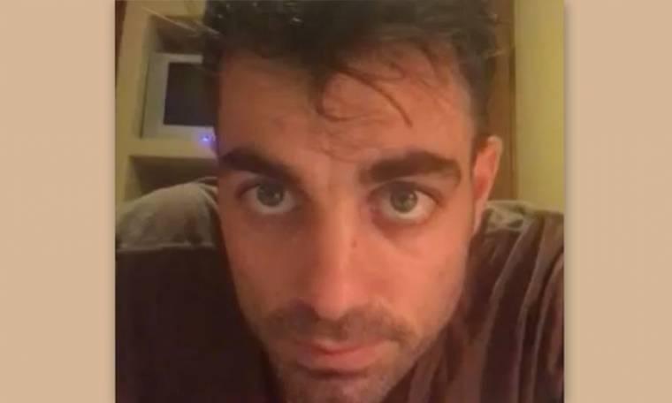 Στέλιος Χανταμπάκης: Το βίντεο που αφιέρωσε στο γιο του από τη… ζούγκλα!