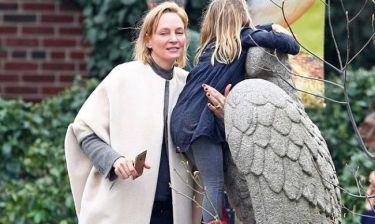 Η Uma Thurman κέρδισε την κηδεμονία της κόρης της και είναι πιο ευτυχισμένη από ποτέ!