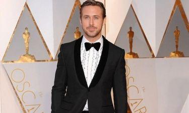 Oscar 2017: Ο Ryan Gosling εμφανίστηκε στο κόκκινο χαλί με την αδερφή του και το Twitter πήρε φωτιά