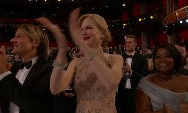 Το τρολάρισμα στη Nicole Kidman για το χειροκρότημα της «φώκιας»