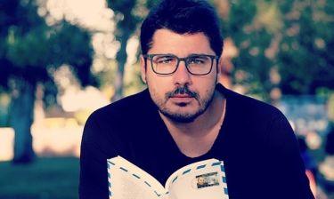 Λάμπρος Κωνσταντάρας: «Το όνομά μου είναι το πιο γλυκό βάρος»