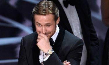 Η αντίδραση του Gosling  όταν κατάλαβε ότι δεν πήρε το… Oscar