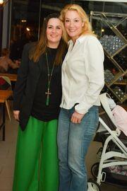 Παπακωστοπούλου-Αρώνη: Συναντήθηκαν στην Αγία Παρασκευή