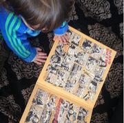 Νίκος Ορφανός: Κάνει τον γιο του… ροκά από κούνια