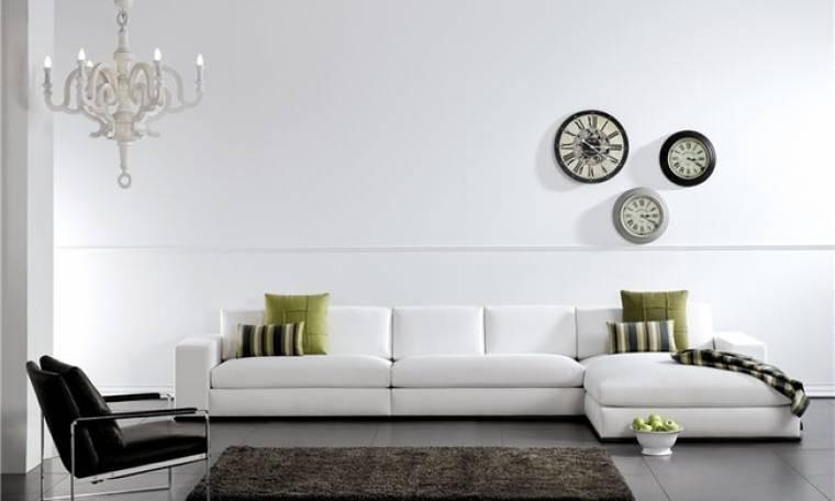 Μοναδικές ιδέες διακόσμησης με ιδιαίτερα έπιπλα για το σαλόνι σου!