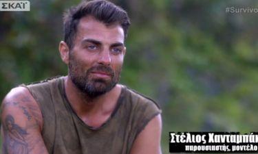 «Survivor»: Στέλιος Χανταμπάκης: Η συγκινητική αναφορά στην οικογένεια του