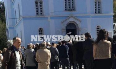 Τροχαίο Πόρσε: «Ράγισαν» καρδιές στον επικήδειο του πατέρα του Ανδρέα Γεωργακόπουλου