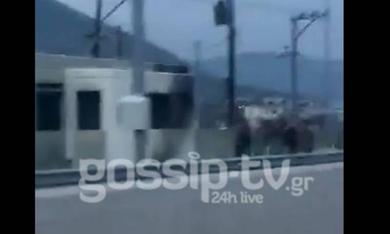 Νεο βίντεο απο το σημείο του Τροχαίου με την Πόρσε. Τα ευρήματα και η δεύτερη κάμερα (Nassos blog)