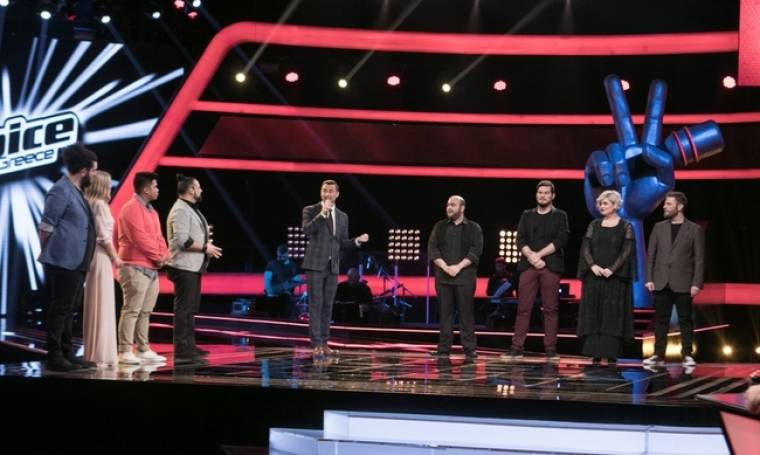 The Voice: «Χτύπησε κόκκινο» η τηλεθέαση του τελικού