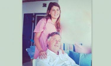 Κόρη Βακάκη. Από το Μαϊάμι δίπλα στον πατέρα της. «Θα μάθω την αλήθεια» (Nassos  blog)