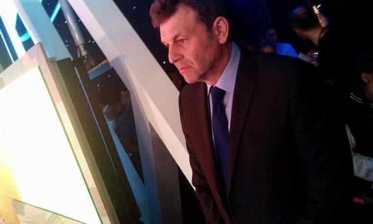 Απόστολος Γκλέτσος: «Κάναμε τον πιλότο της νέας σειράς του Ανδρέα Γεωργίου»