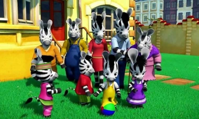 «Ζου»: Νέα τηλεοπτική σειρά κινουμένων σχεδίων στην ΕΡΤ2 από 8 Μαρτίου