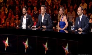 Μεγάλη βραδιά για το Rising star - Οι παίκτες επιλέγουν τραγούδια και οι κριτές ψηφίζουν ξανά