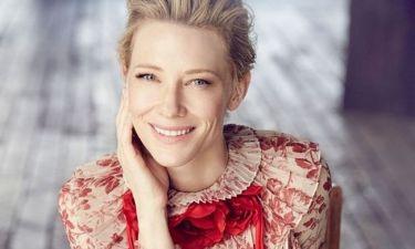 Cate Blanchett: Ποια είναι τα δύο beauty items που έχει πάντοτε στη τσάντα της;