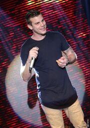 Ο Στεργιόπουλος από το «The Voice» στο ΦΩΣ