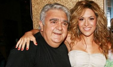Γιάννα Τερζή: Η φωτογραφία από το παρελθόν αγκαλιά με τον πατέρα της