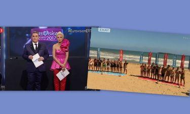 Eurovision 2017: Αυτά είναι τα νούμερα τηλεθέασης του ελληνικού τελικού - Σάρωσε το Survivor