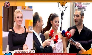 Eurovision 2017: Οι πρώτες δηλώσεις της Demy μετά τον ελληνικό τελικό