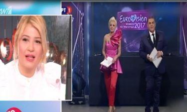 Χαμός στο Πρωινό για τον ελληνικό τελικό της Eurovision: Τα τεχνικά λάθη της ΕΡΤ