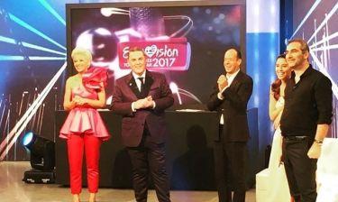 Έλενα Μπουζάλα: Απαντά στα σχόλια για το ντύσιμό της στον ελληνικό τελικό της Eurovision