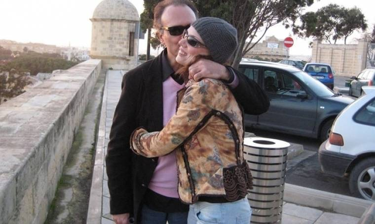 Αλέξανδρος Βέλιος: Το συγκινητικό μήνυμα της γυναίκας του έξι μήνες μετά το θάνατό του