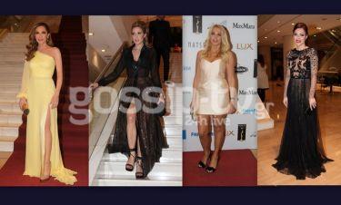 Εντυπωσιακές παρουσίες στα βραβεία «Γυναίκες της χρονιάς»