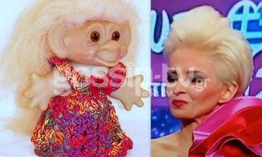 Eurovision 2017: Αυτή ήταν η έμπνευση για το look της παρουσιάστριας;