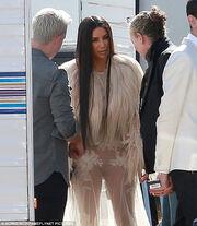 Kim Kardashian: Έτοιμη για το κινηματογραφικό της ντεμπούτο