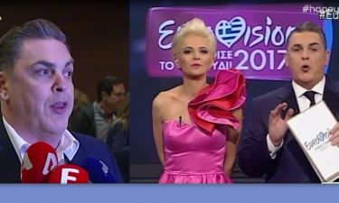 Eurovision 2017: O Λουδάρος απαντά στα αρνητικά σχόλια και ρίχνει τα βέλη του