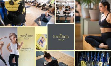 Μια νέα εποχή για τα Triaction…κάτι παραπάνω από αθλητικά σουτιέν!