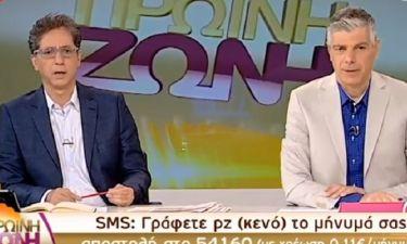 Γιώργος Δαράκης: «Αν δεχόμουν παρεμβάσεις στην ΕΡΤ, δεν θα συνέχιζα»