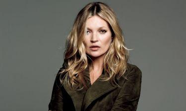 Έξαλλη η Kate Moss. Έκλεψαν γυμνές πόζες της