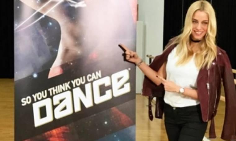 Οι πρώτες δηλώσεις της Δούκισσας Νομικού  για το So You Think You Can Dance