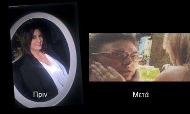 Πριν και μετά το δυστύχημα: Δείτε πώς μαράζωσε η Αθηνά Παντελίδη. (Nassos blog)
