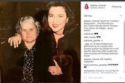 Δέσποινα Μοιραράκη: Η συγκινητική φωτογραφία 20 μέρες το θάνατο της μητέρας της