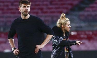 Οι έξαλλοι πανηγυρισμοί της Shakira και οι... δηλώσεις του Pique