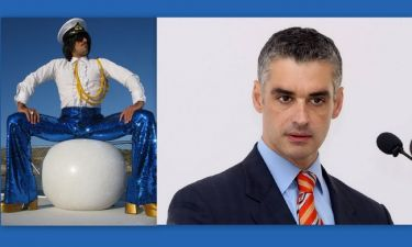 Δεν πάει ο νους σας τι σχέση έχει ο Άρης Σπηλιωτόπουλος με τον Τόνι Σφήνο