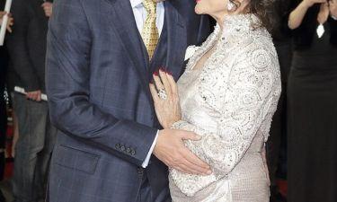 83χρονη ηθοποιός «λιώνει» με τον κατά 32 χρόνια νεότερο άντρα της