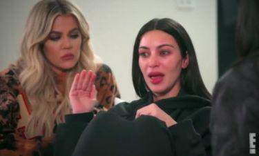 Κατέρρευσε η Kim όταν ο Kanye μπήκε στο νοσοκομείο