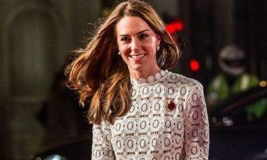 Η Kate Middleton σου δίνει την ευκαιρία να βρεθείς στο πλευρό της. Δες πώς θα τα καταφέρεις
