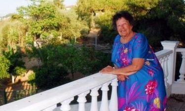 Ευαγγελία Σαμιωτάκη: Ανέβαινε το δικό της Γολγοθά τα τελευταία χρόνια!