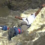 Γουίλ Σμιθ: Έκανε πρώτη φορά buggie jumping και…. Δείτε την αντίδρασή του