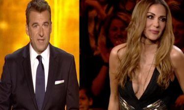 Γιώργος Λιάγκας: «Ωραίο το μπούστο σου, Δέσποινα» - Η αντίδραση της τραγουδίστριας