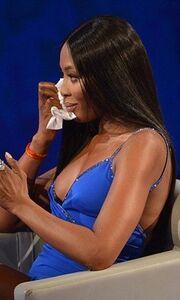 Τα κλάματα της Naomi σε live εκπομπή